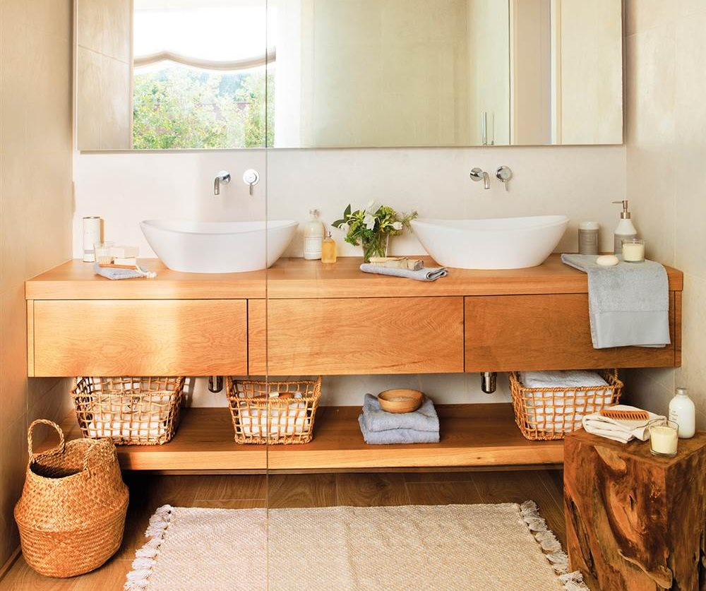 Sanitarios claves para elegir el lavamanos y el inodoro - Lavamanos de bano ...