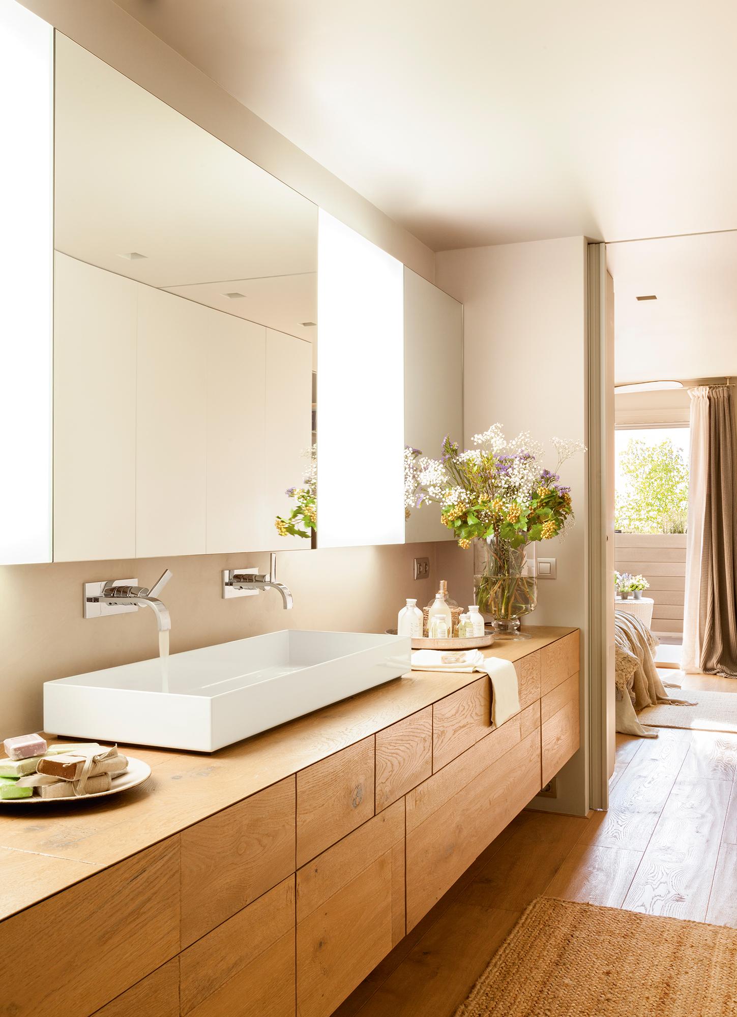 Sanitarios claves para elegir el lavamanos y el inodoro for Mueble lavabo moderno