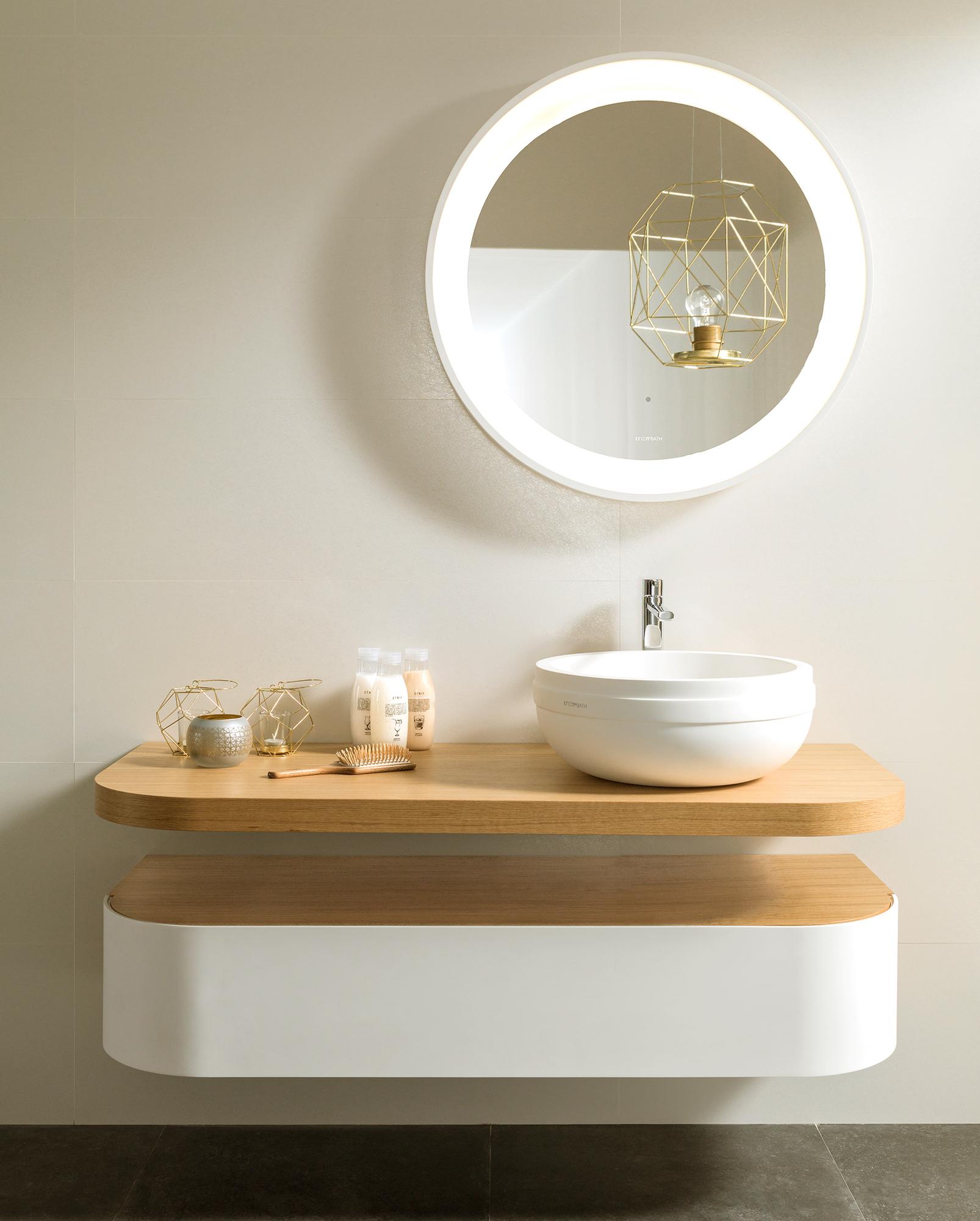 Sanitarios claves para elegir el lavamanos y el inodoro - Muebles para lavabos pequenos ...