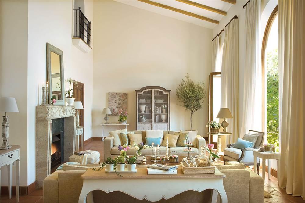 Una casa renovada para disfrutar del sur - Casas de estilo italiano ...
