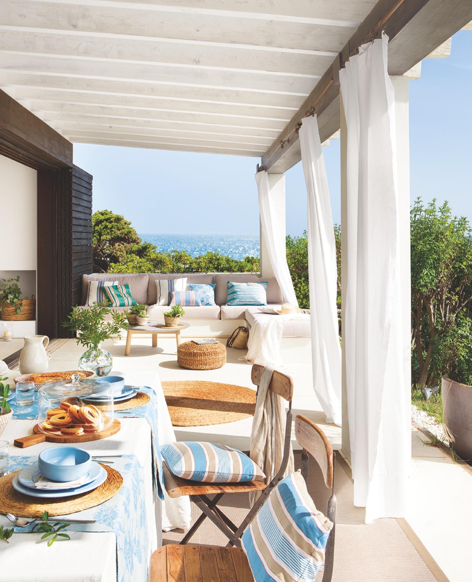 Las mejores casas de verano de el mueble - Apartamentos verano playa ...