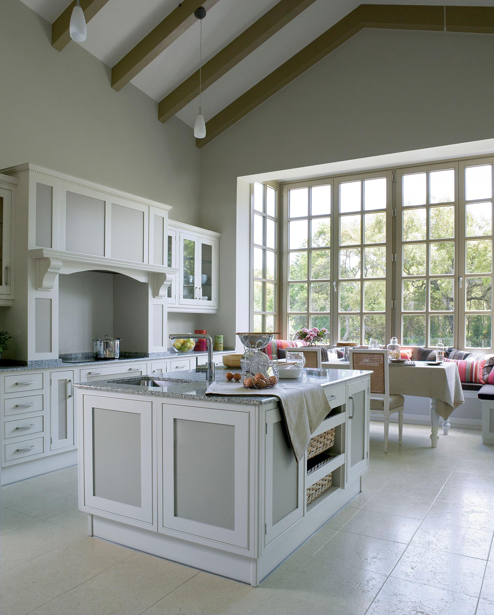 Cocinas las 50 mejores de el mueble for Cocinas con muebles