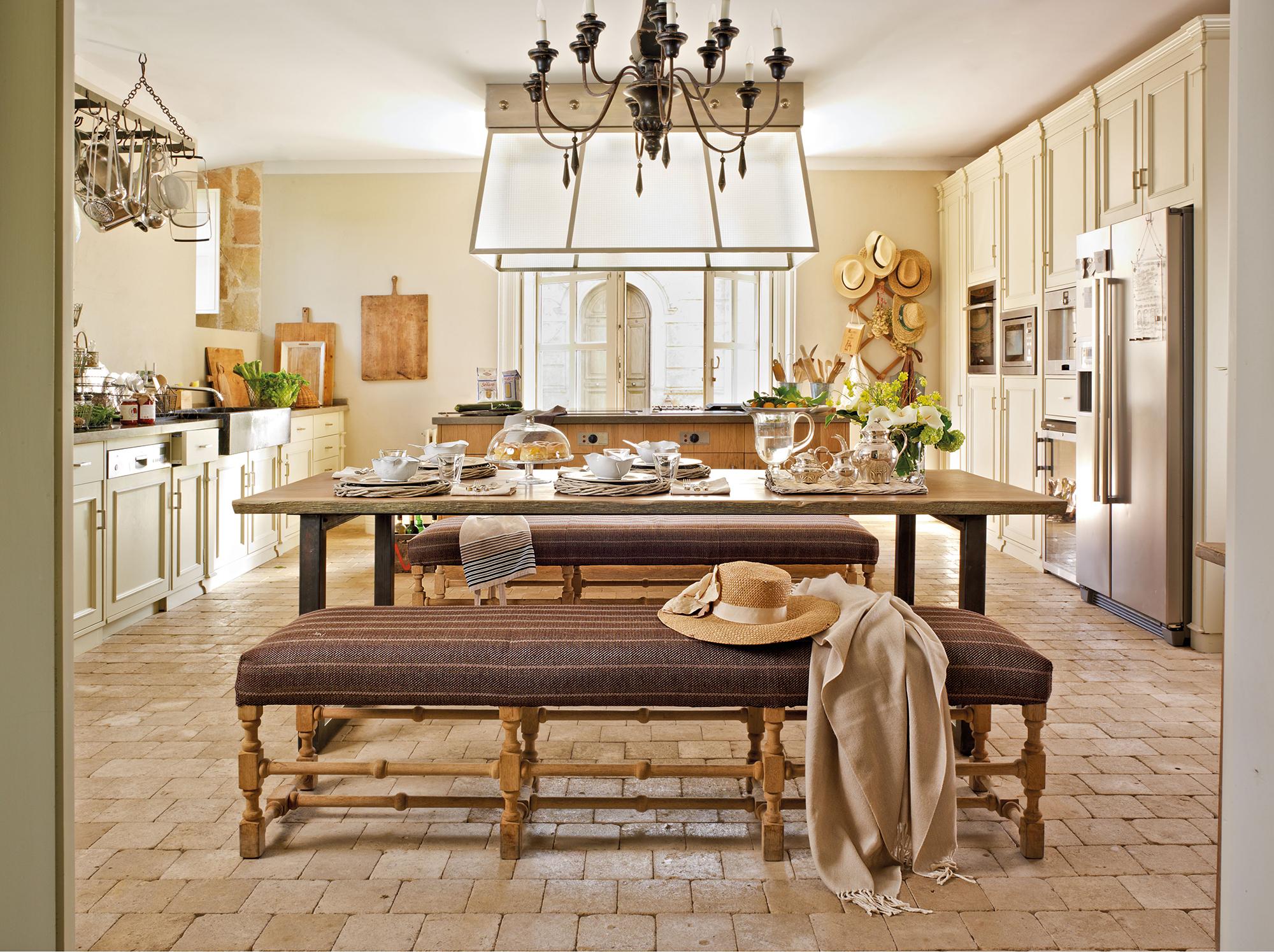 Cocinas las 50 mejores de el mueble - Muebles con encanto ...