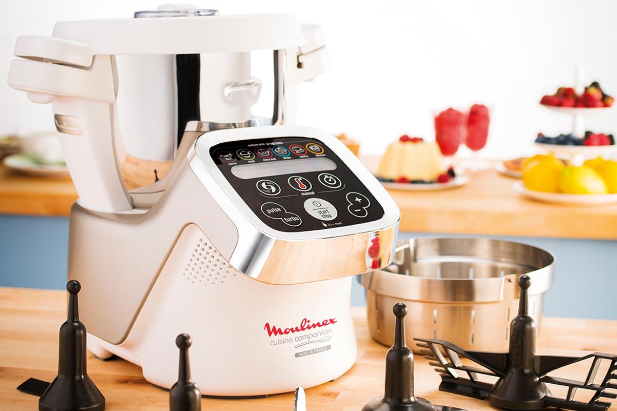 Robots dom sticos las ltimas novedades de limpieza y en for Robot de cocina autocook