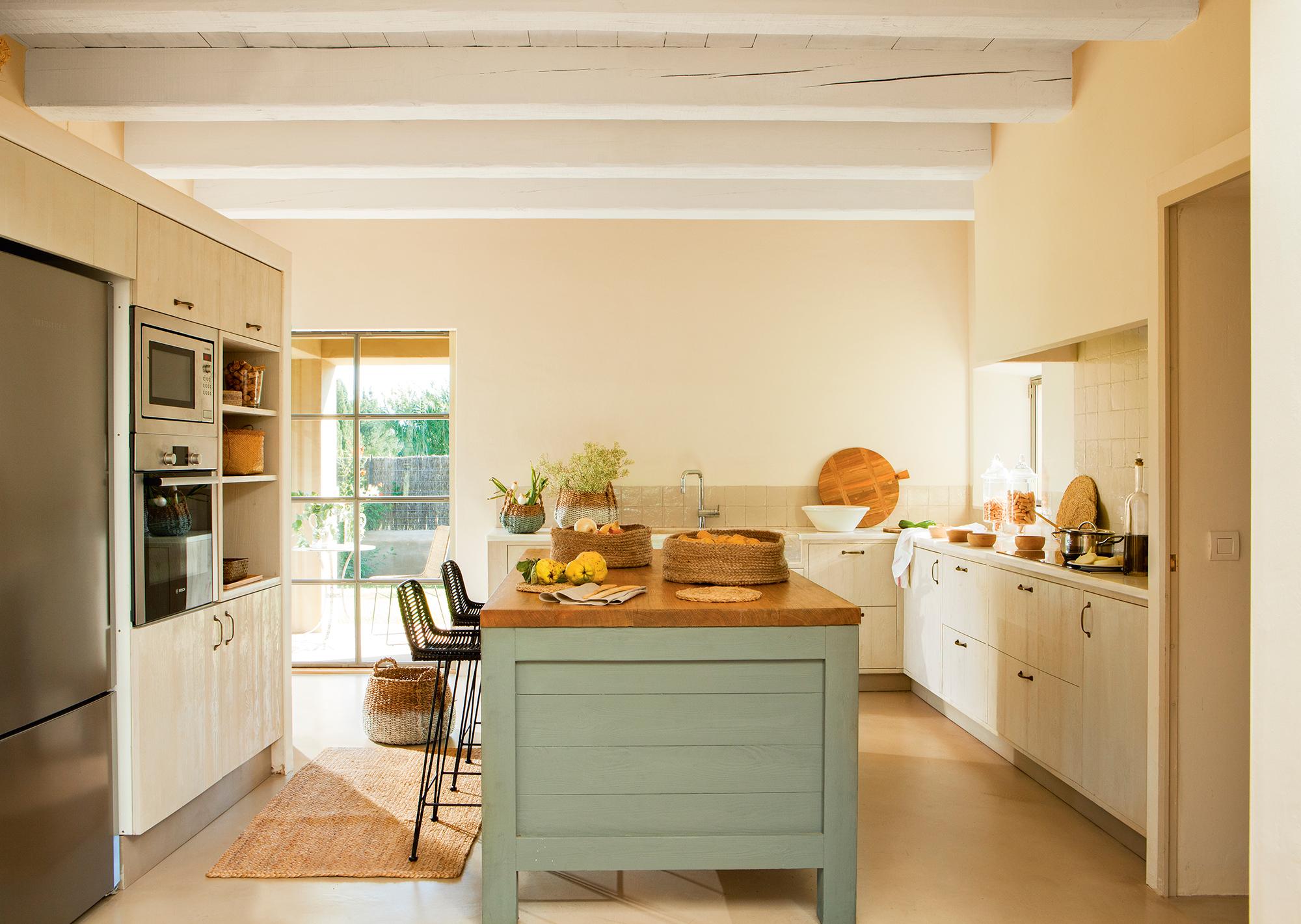 Cocinas las 50 mejores de el mueble - Colores recomendados para cocinas ...