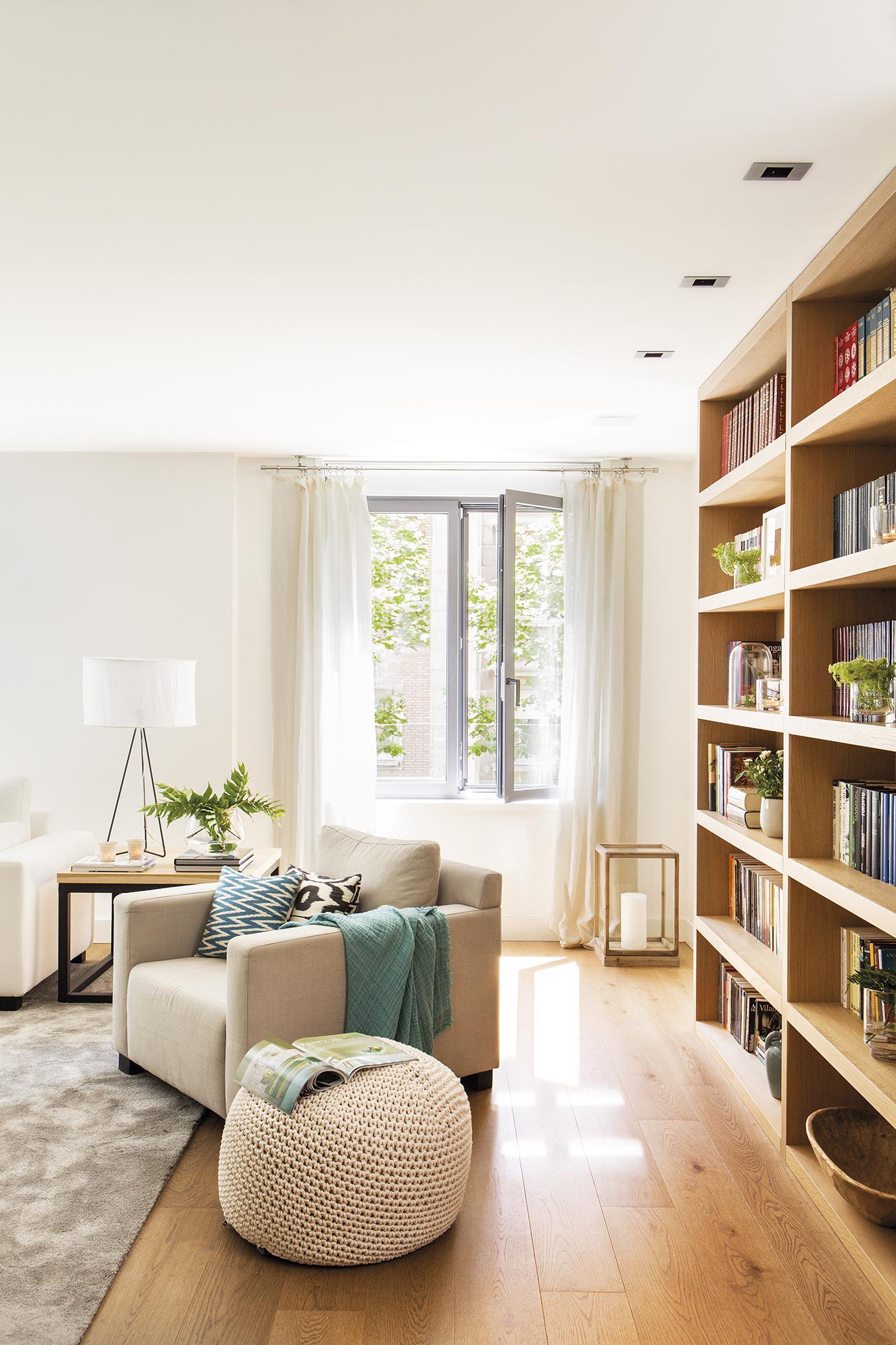Estanter as de dise o de el mueble for Muebles el pilar azuqueca de henares