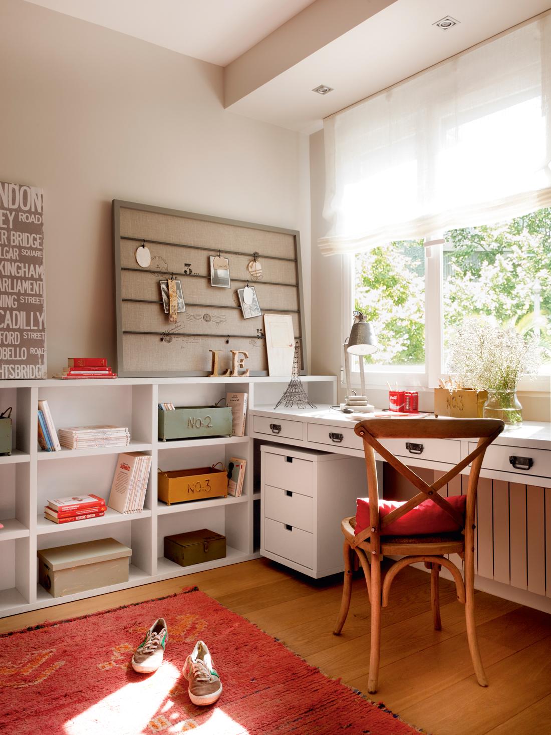 Estudios para habitaciones de ni os - Escritorio para habitacion ...