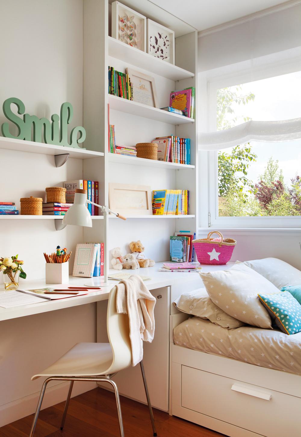 Estudios para habitaciones de ni os - Cuadros encima cabecero cama ...