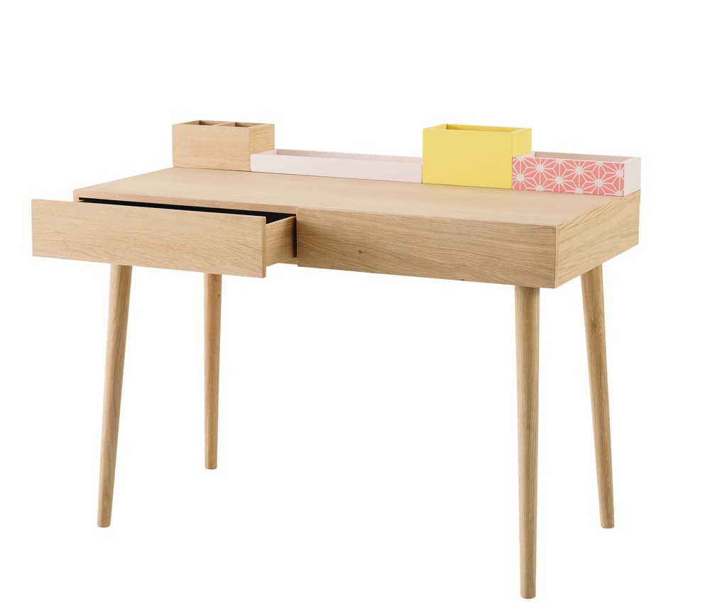Escritorios y mesas de despacho - Escritorio pared ...