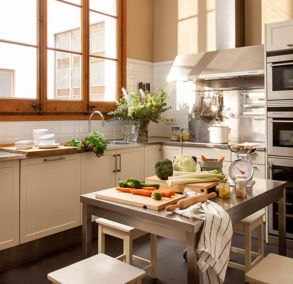 Reformas elige el estilo de tu cocina for Superficie cocina