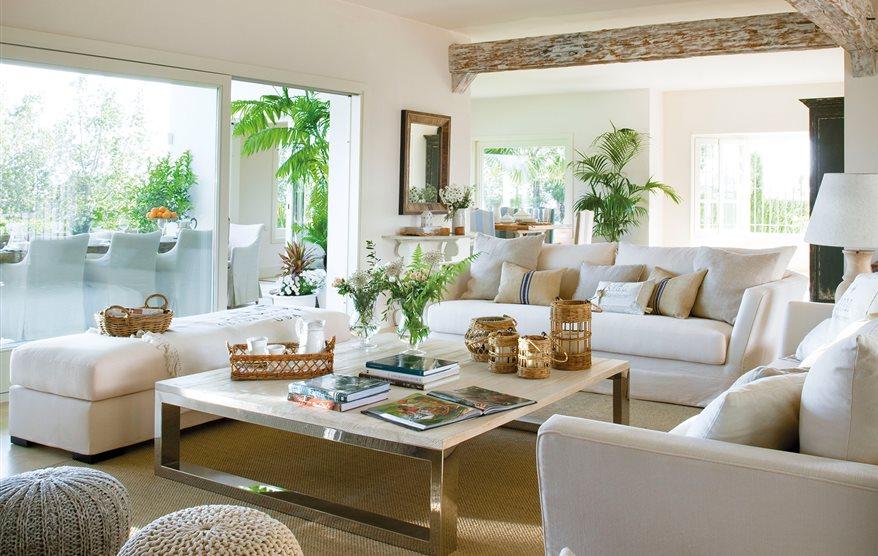 El mueble revista de decoraci n - El mueble salones pequenos ...