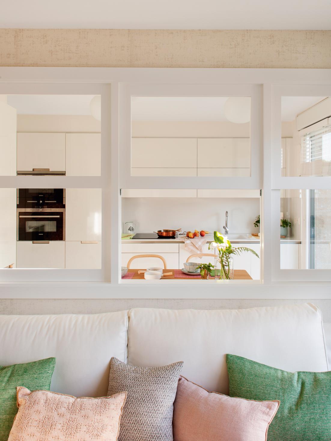 Ideas y soluciones que mejorar n tu casa - Soluciones para pisos pequenos ...