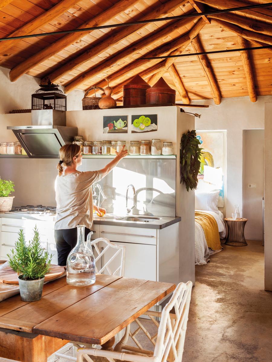 C mo reformar una casa de pueblo - Restaurar casas antiguas ...