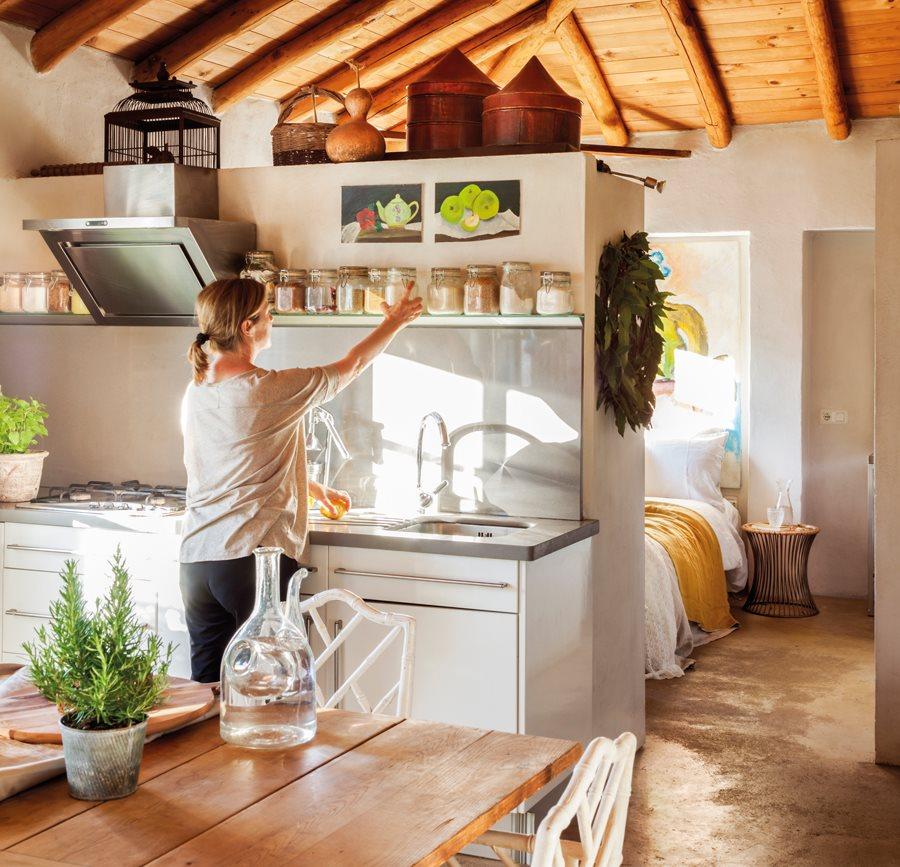 C mo reformar una casa de pueblo for Ideas para reformar mi casa