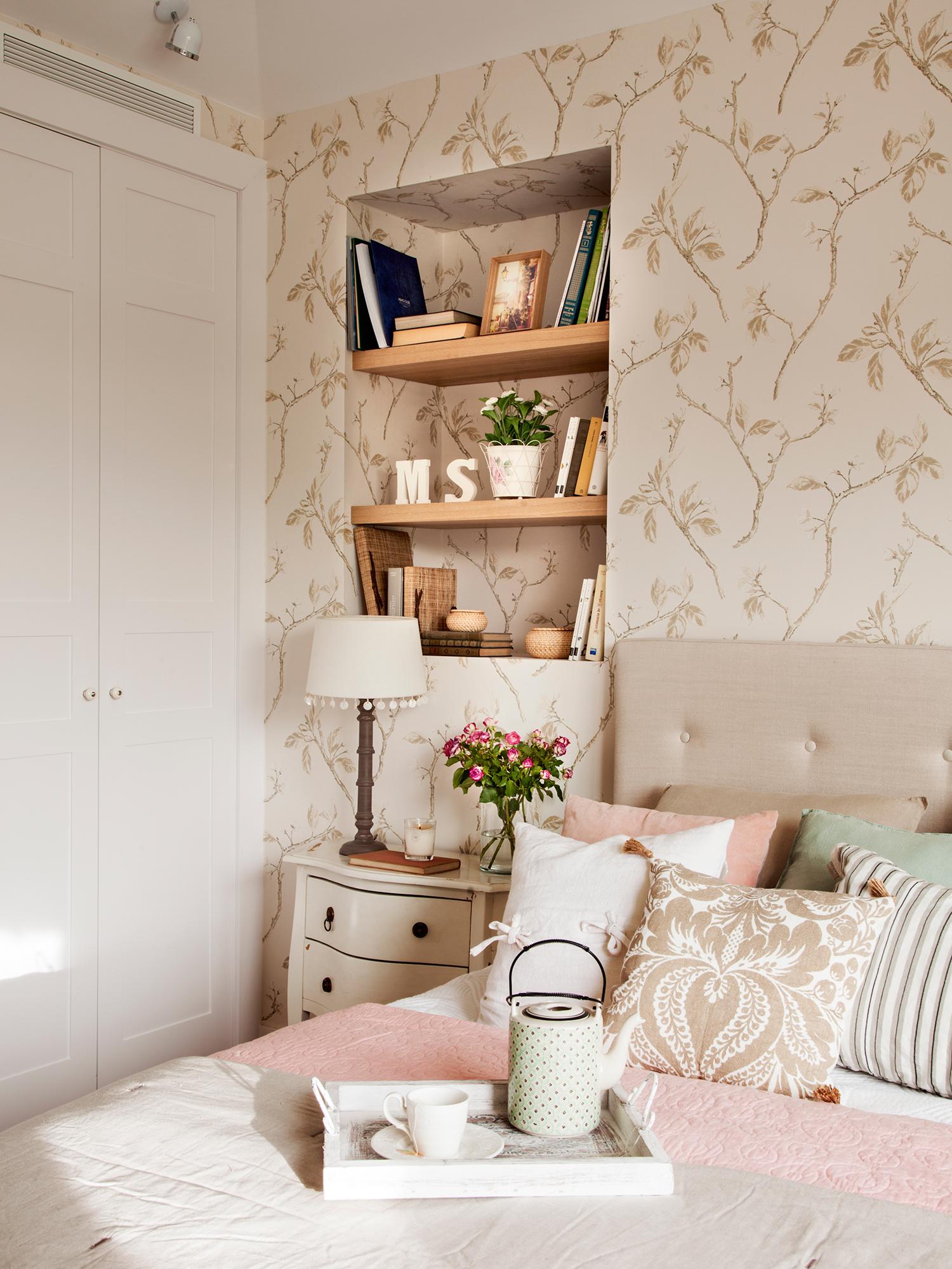 Armarios roperos armarios de cocina y armarios de ba o - Estanterias para dormitorio ...