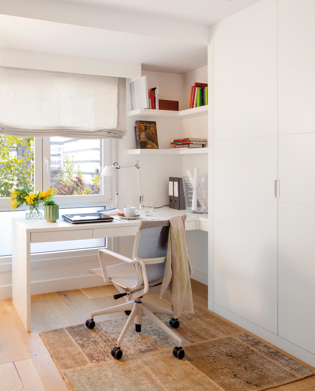 15 habitaciones para estudiar for Dormitorio estudio