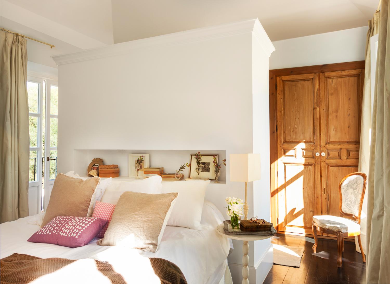 50 dormitorios principales para coger ideas - Armarios para habitacion ...