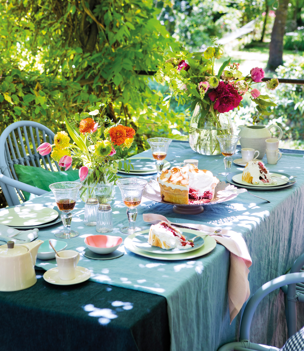 Ideas para decorar la mesa - Bandejas decoracion salon ...