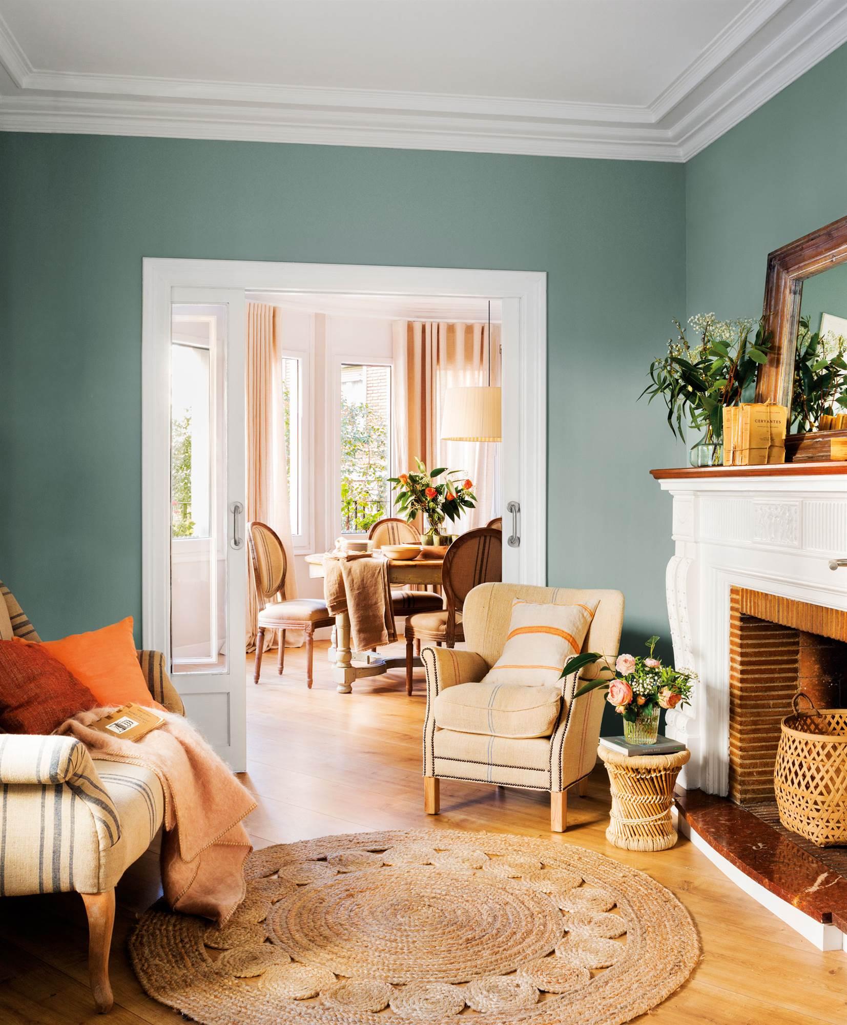 Pintar la casa seg n el signo del zod aco for Decorar casa con muebles verdes