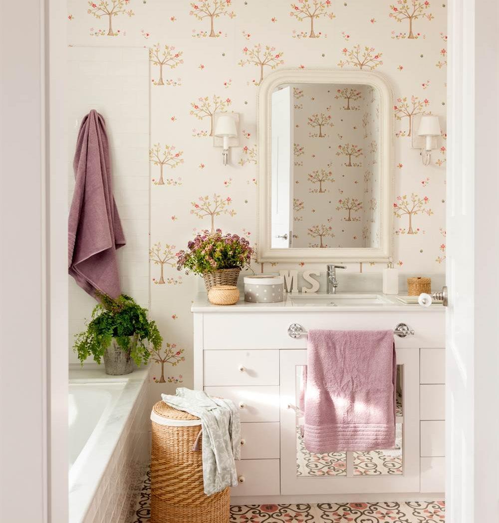 Ideas de papel pintado para toda la casa - Papel pintado para recibidores ...