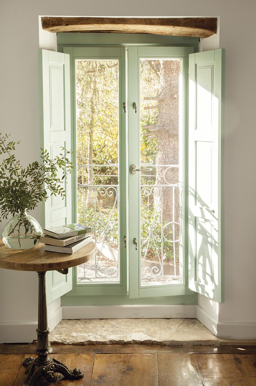 ideas de dormitorio verde menta El Color Verde En Decoracin Siempre Es Una Buena Opcin