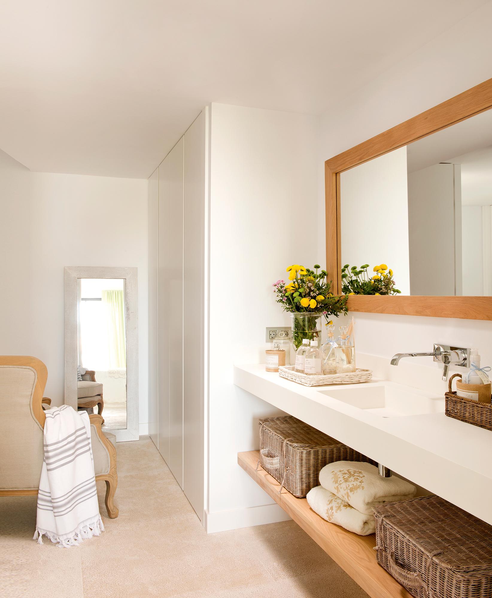 Armarios roperos armarios de cocina y armarios de ba o - Armario cuarto de bano ...