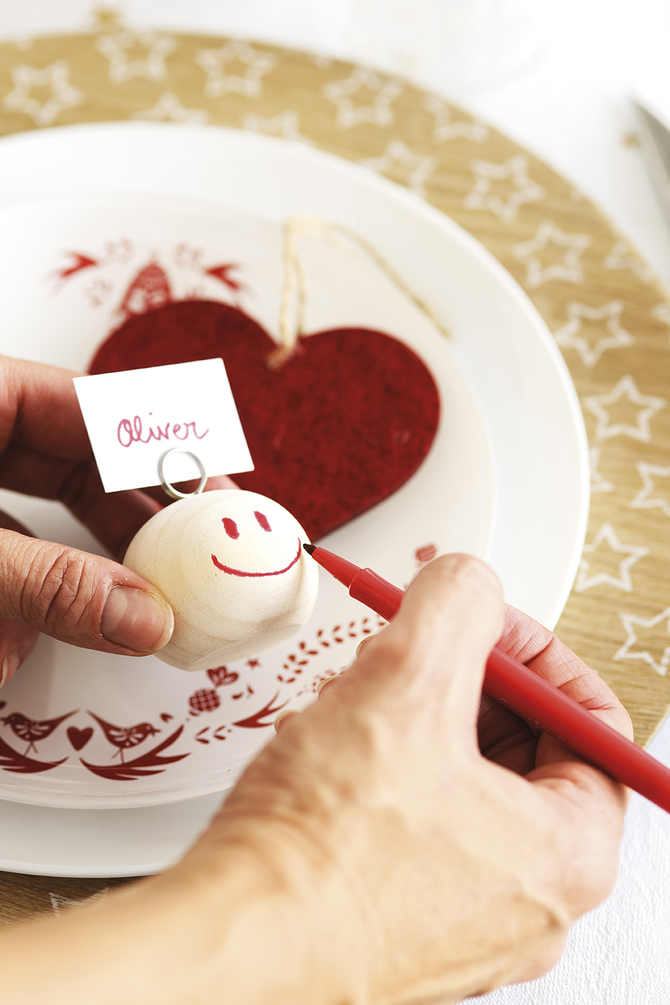 Detalles para decorar la mesa de navidad - Detalles para decorar la casa ...