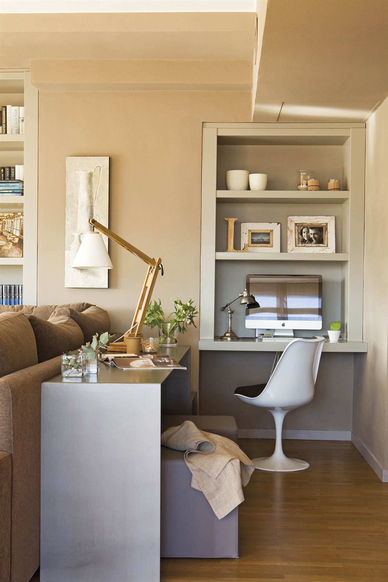 Estanter As De Dise O De El Mueble ~ Estanteria Separadora De Ambientes