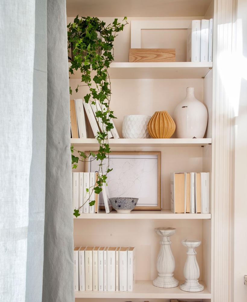 Decora tu casa con libros - Estanteria para libros ...