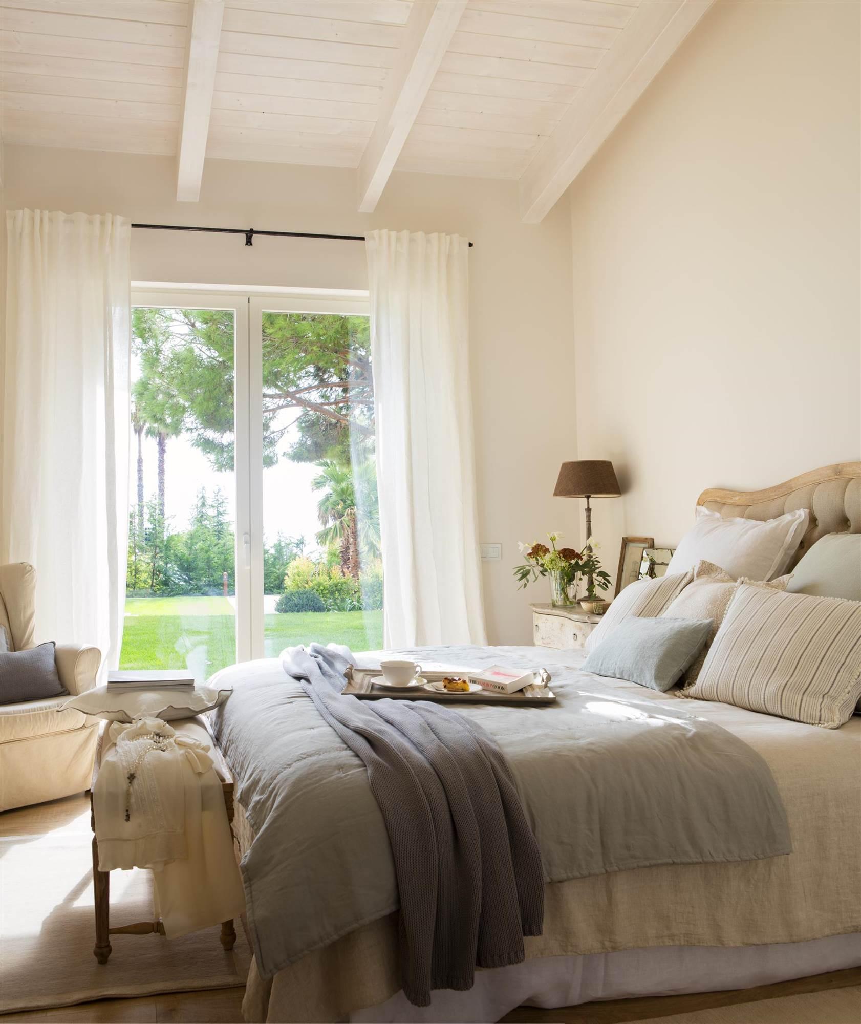 Secretos de alcoba el desayuno en la cama for Dormitorio principal m6 deco