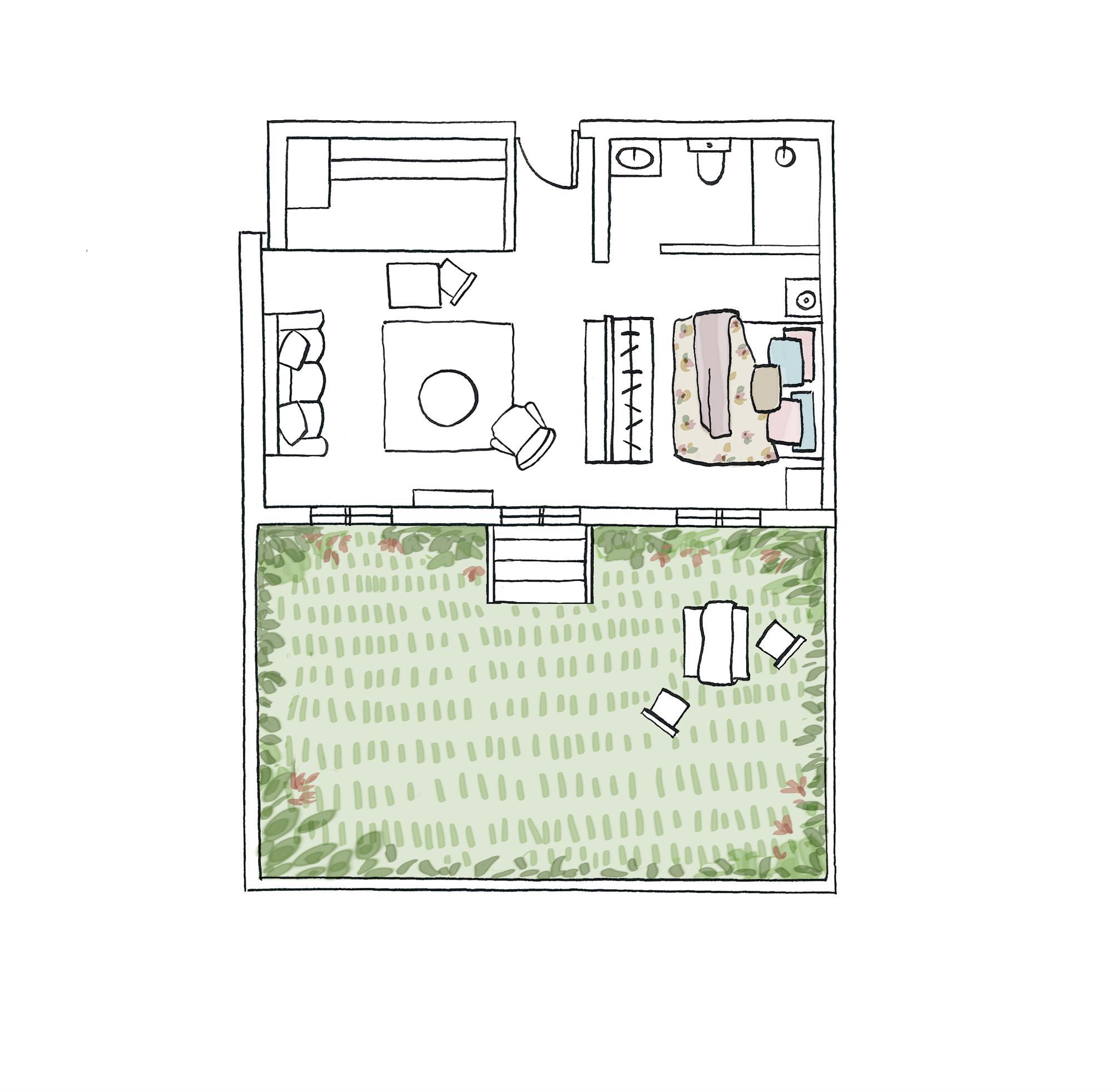 Muebles Dibujo Arquitectonico Obtenga Ideas Dise O De