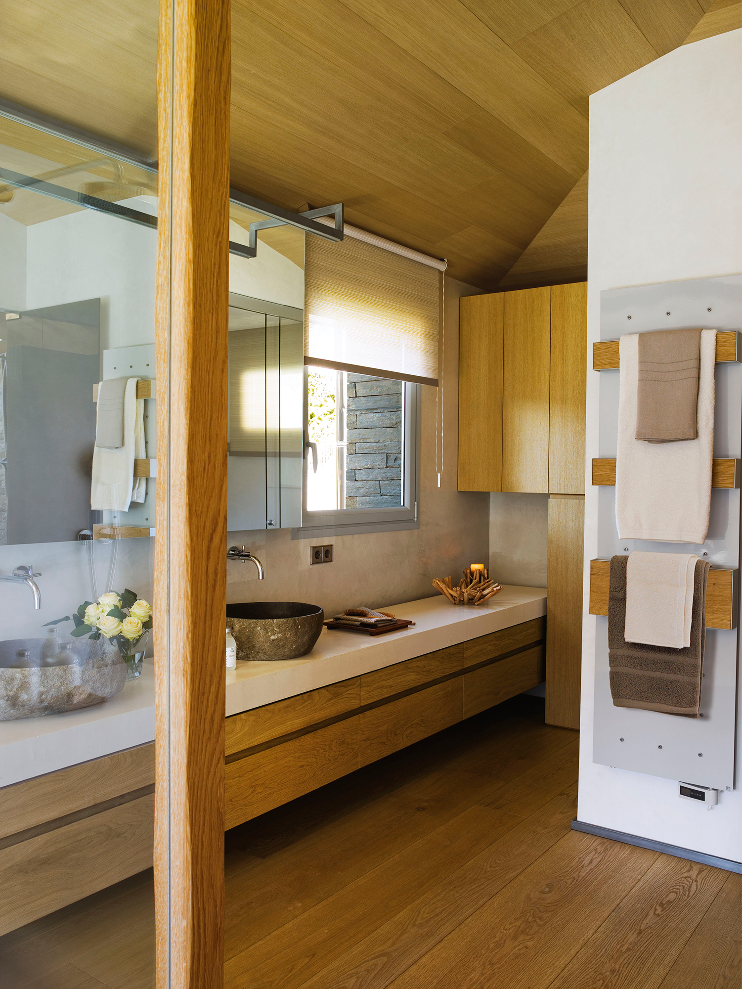 Muebles ba o decoraci n accesorios mamparas y azulejos for Suelos para banos pequenos