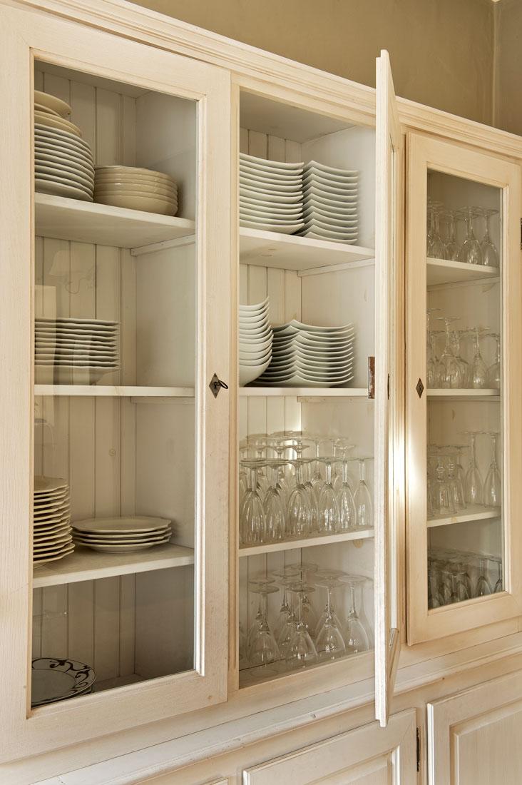 221 fotos de alacenas - Puertas de madera con cristal ...