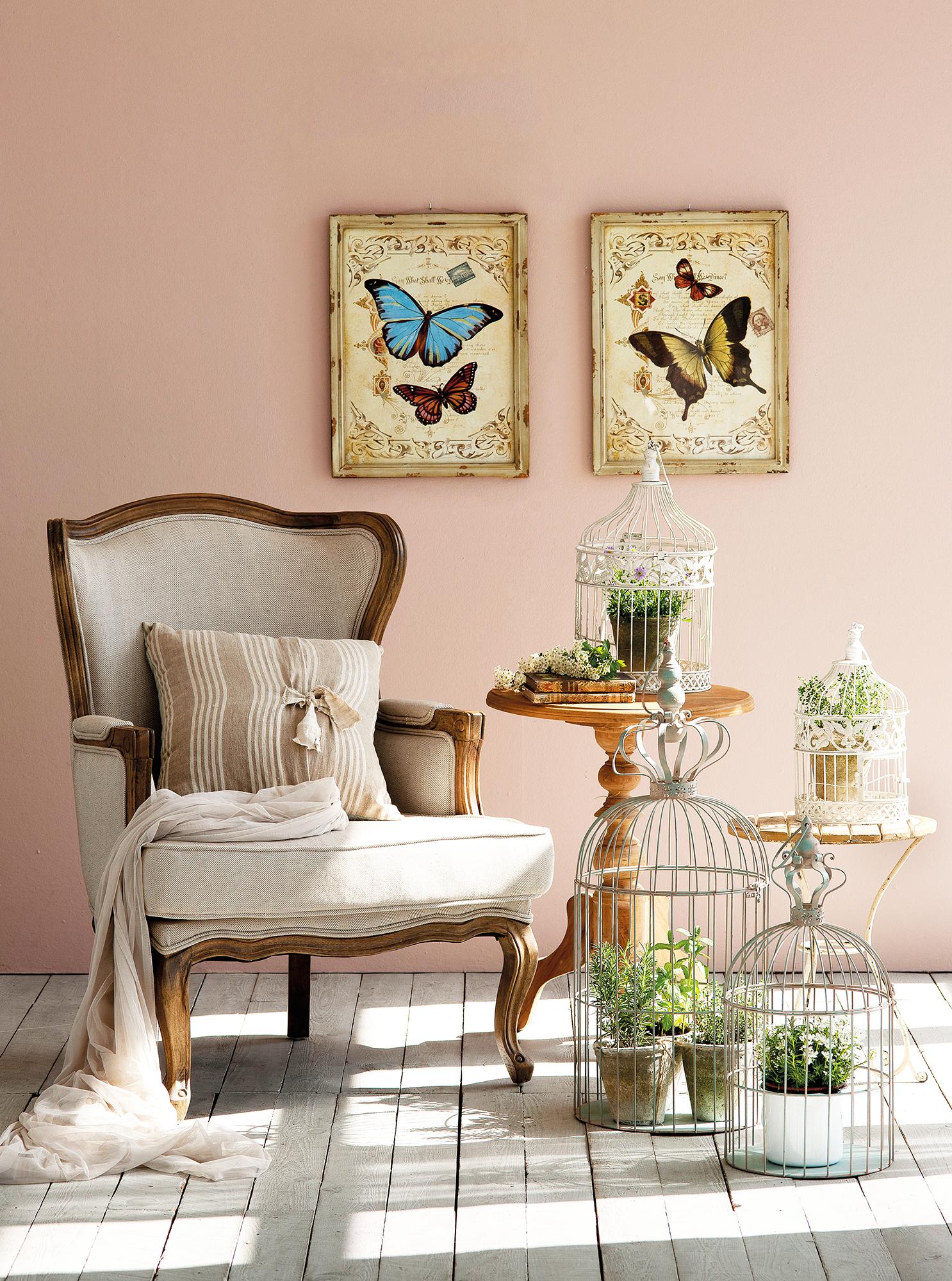 Ideas para la decoraci n con cuadros en El Mueble