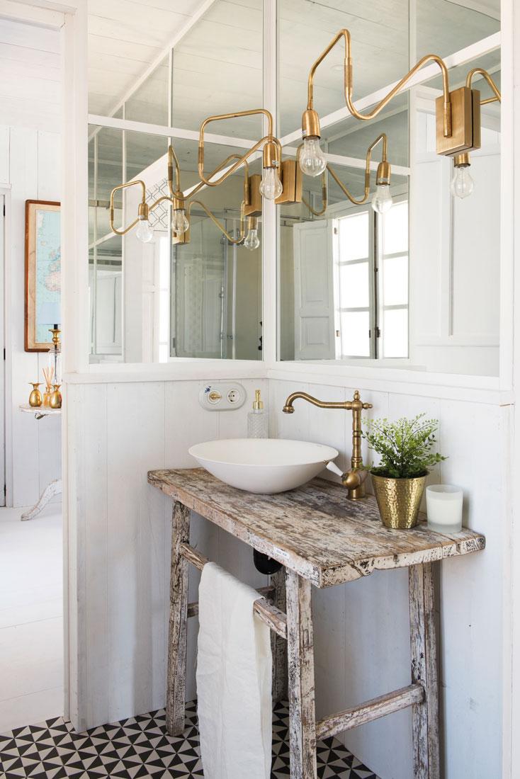Apliques para la casa - Espejos para lavabos ...