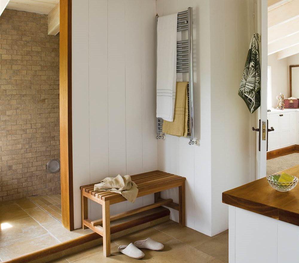 Radiadores toallero claves para acertar for Banos bonitos con ducha