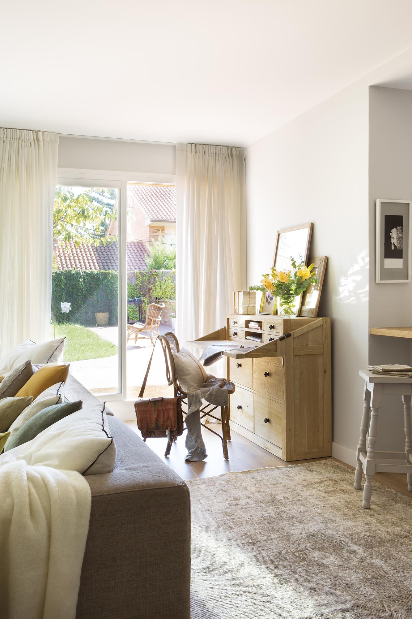 Salones muebles para la decoraci n del sal n comedor el - La factoria del mueble ...