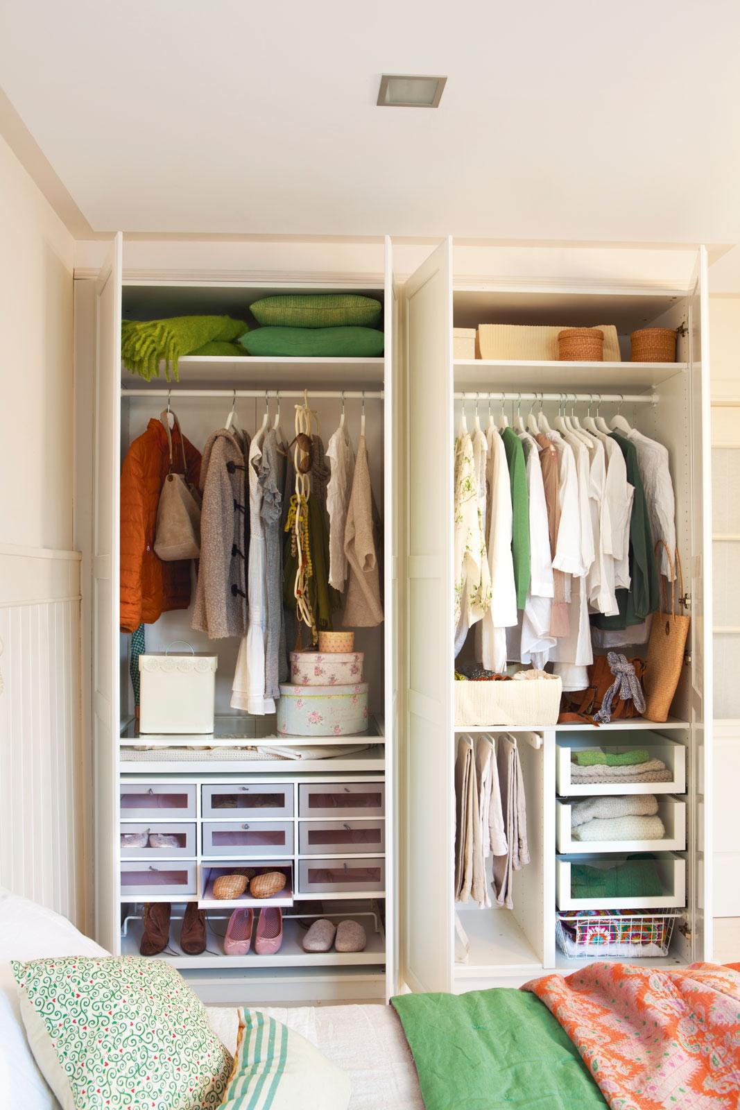 Un armario a tu medida for Armarios altos para dormitorio