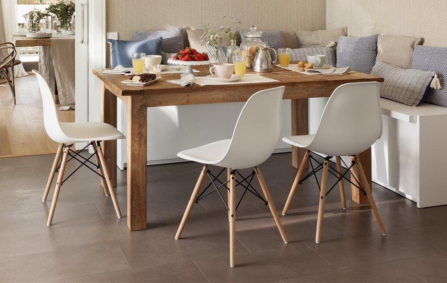 Las mejores sillas de dise o - Cojines sillas cocina ...