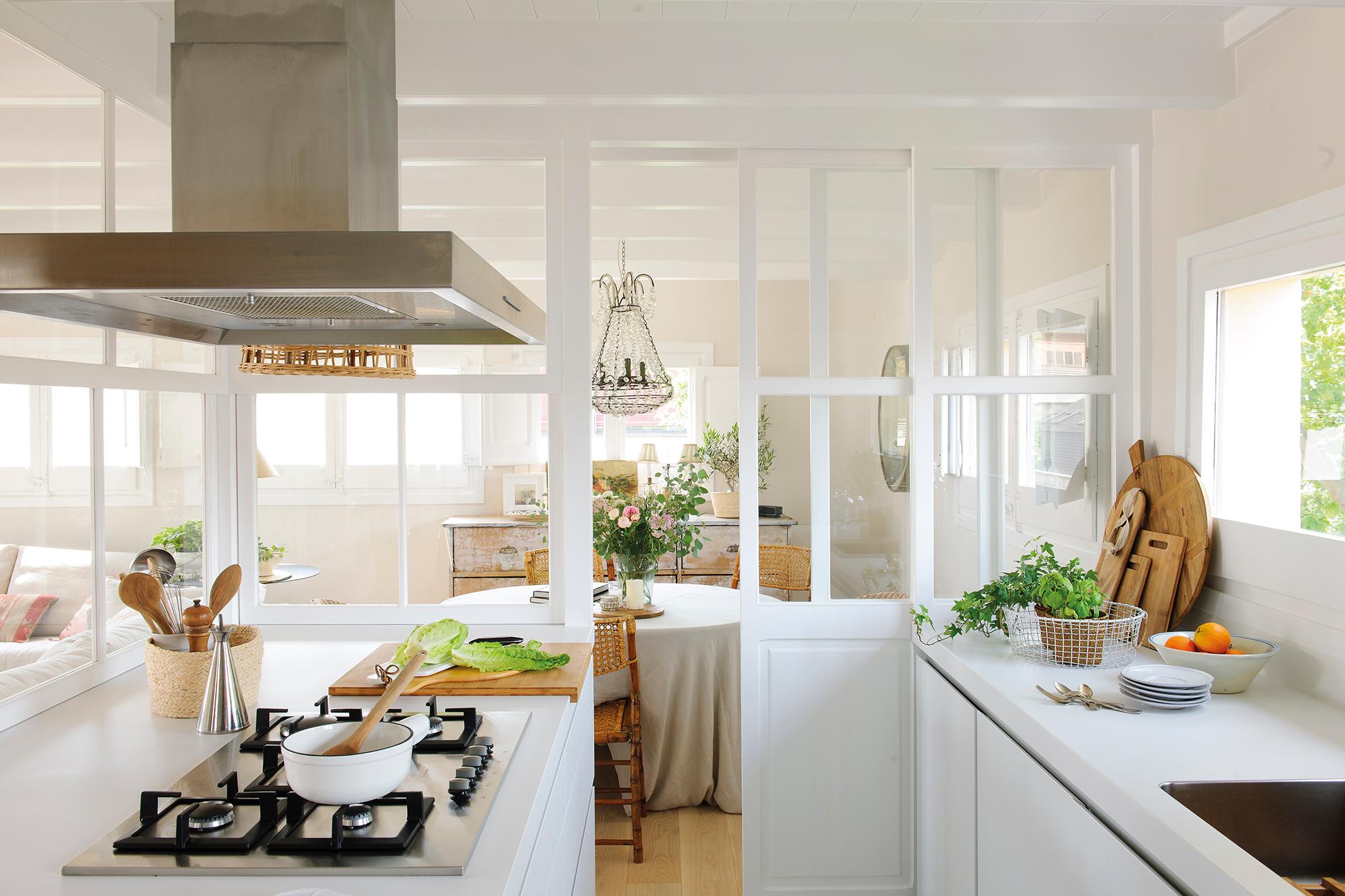Genial campanas extractoras de cocina silenciosas fotos for Extractores de cocinas