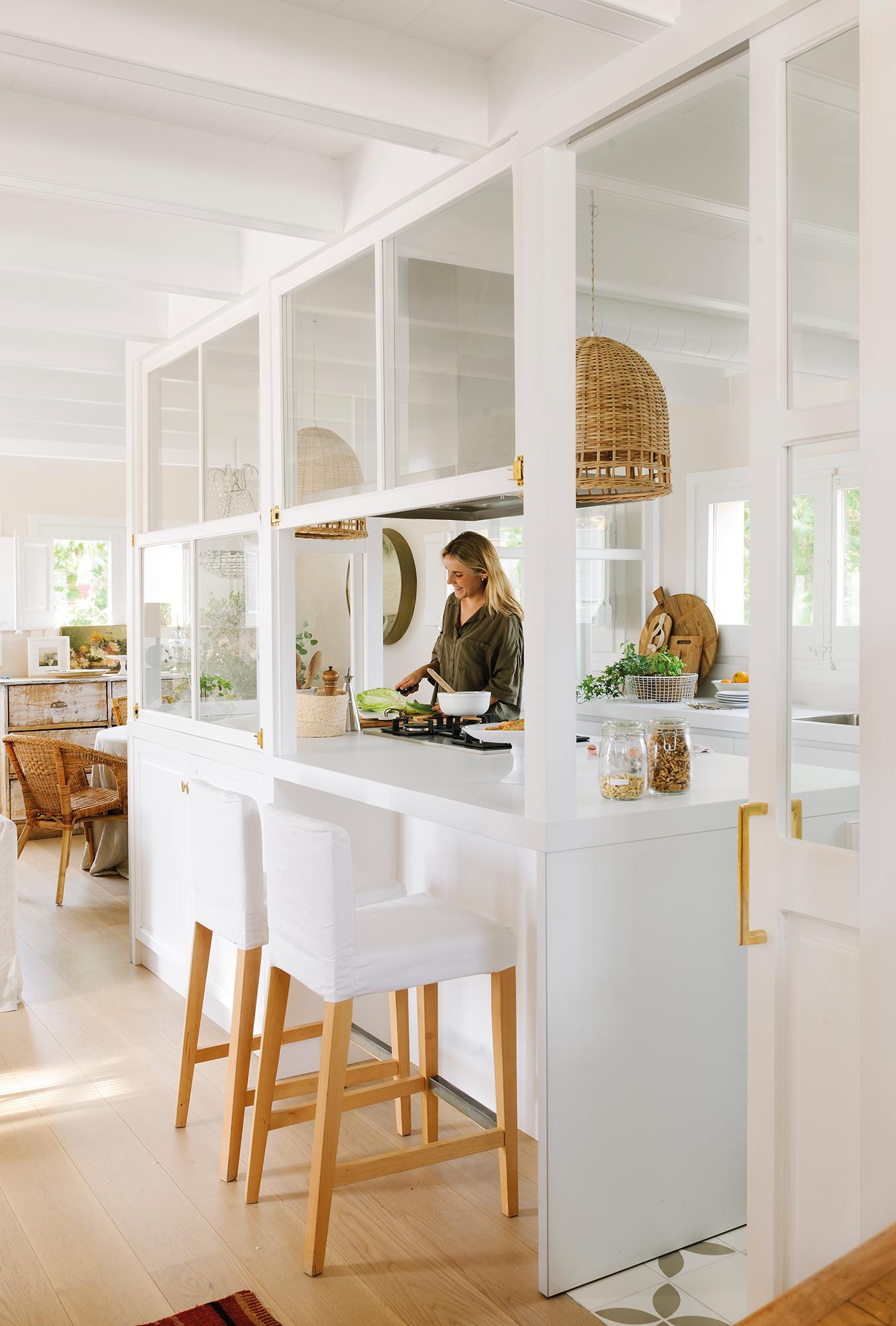 Muebles De Cocina Elmueble ~ Limpiar Azulejos Cocina Para Queden Brillantes