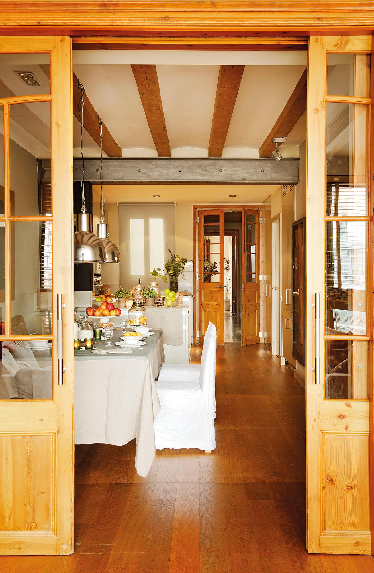 Renueva las manillas y los pomos de las puertas de casa for Puertas acristaladas interior