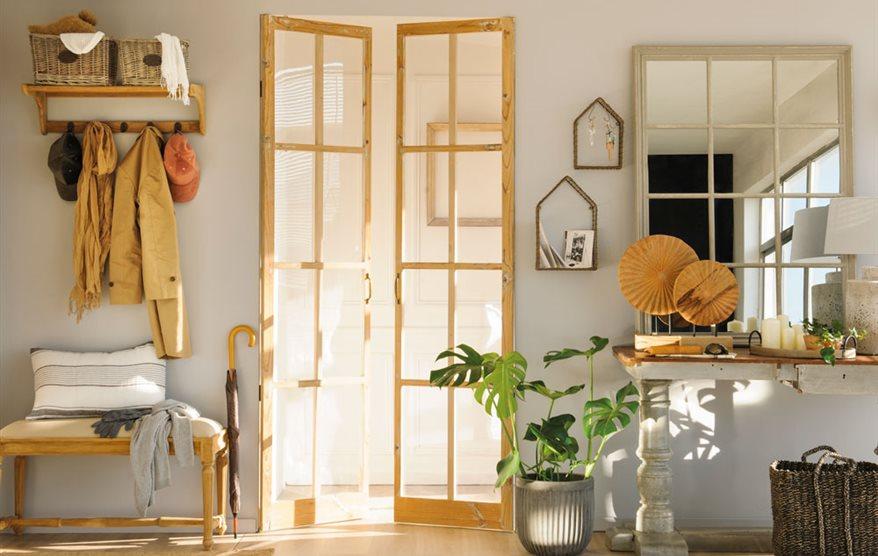 Trucos para limpiar puertas y ventanas - Como limpiar puertas de madera ...
