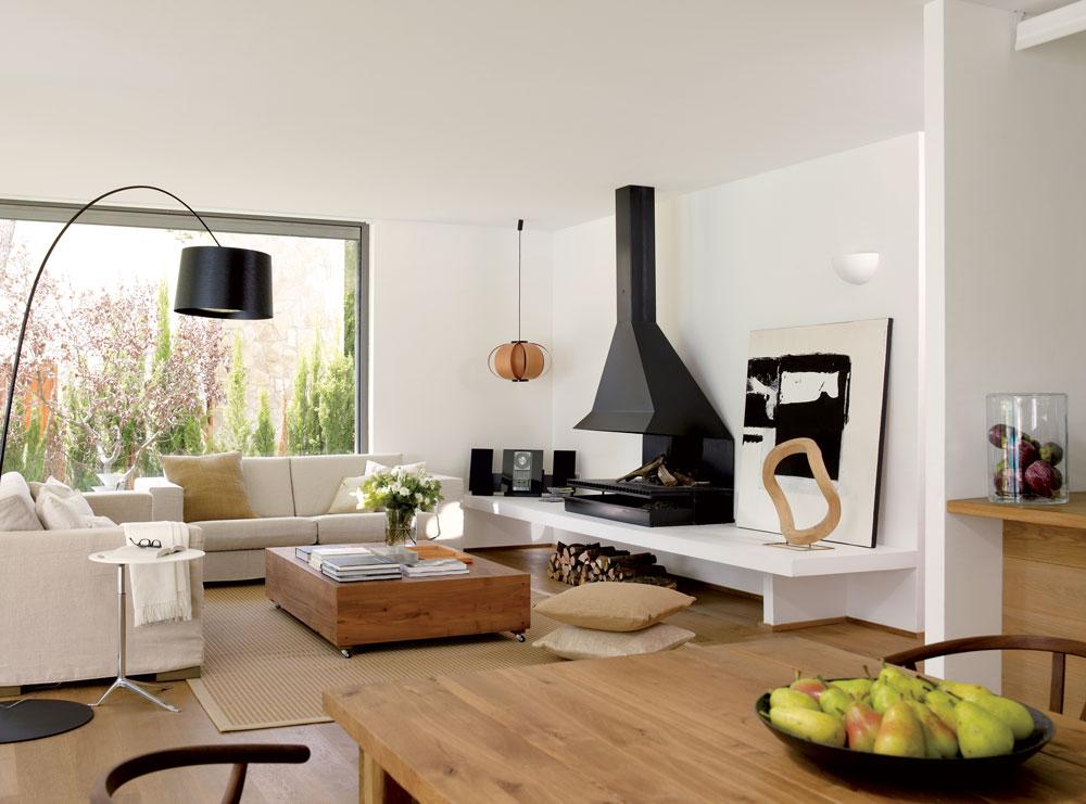 Salones muebles para la decoraci n del sal n comedor el - Muebles la chimenea catalogo ...