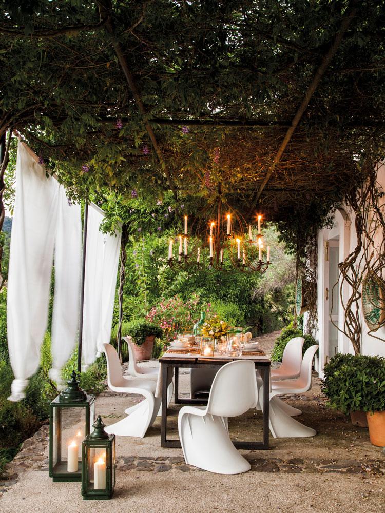 Lamparas para porches finest elegant decoracin de for Lampara para porche exterior
