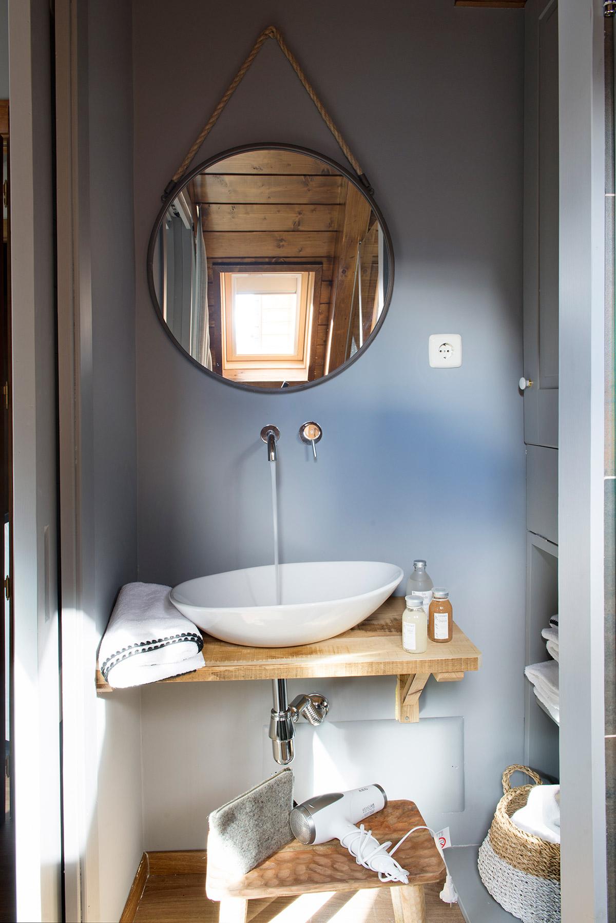 Ideas para aprovechar al m ximo el espacio de un piso peque o for Mueble bano minimalista