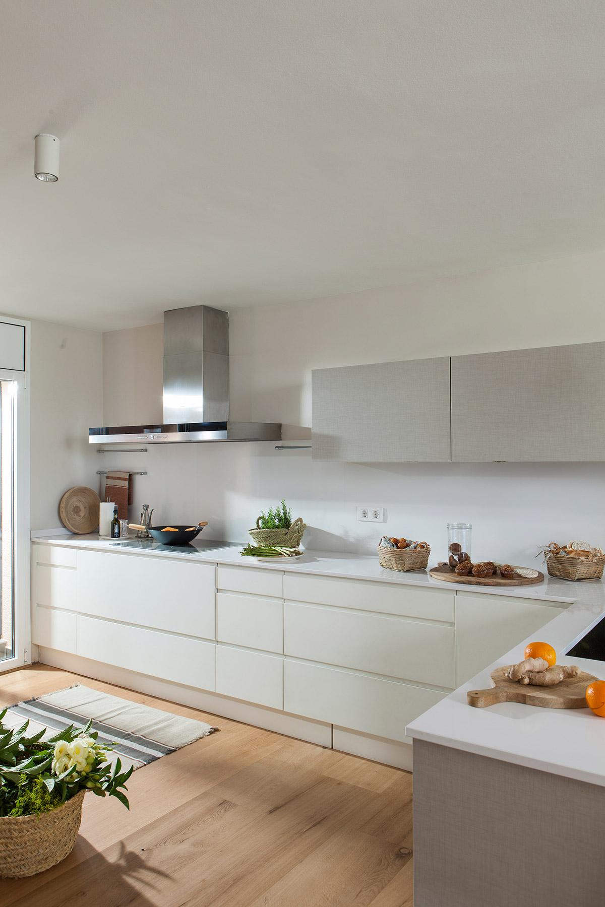 Ideas para aprovechar el espacio en las cocinas peque as - Precio medio de una cocina ...
