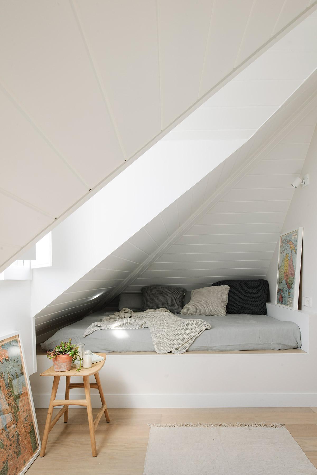 Ideas para aprovechar al m ximo el espacio de un piso peque o - Huecos de escalera ...
