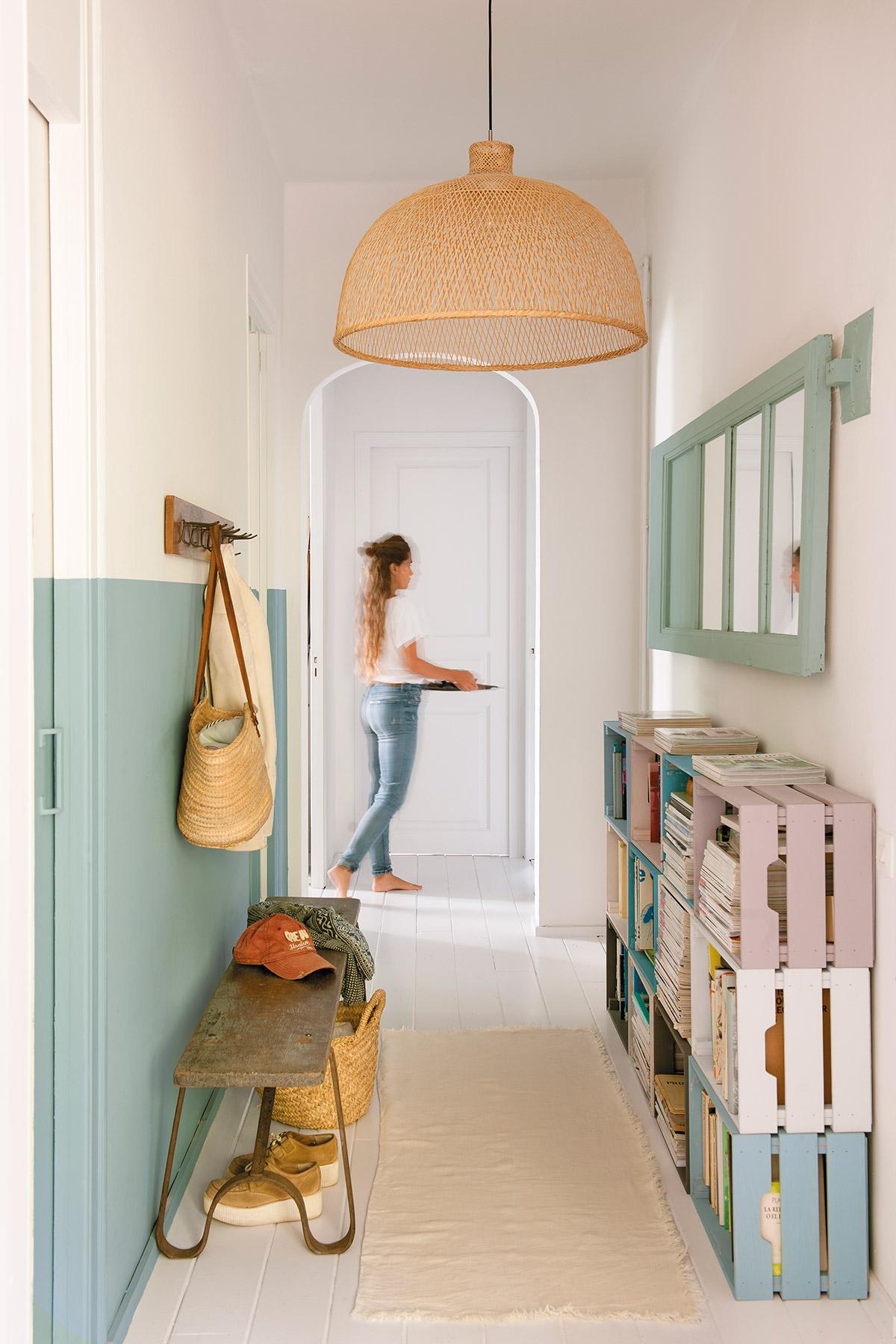 Ideas para aprovechar al m ximo el espacio de un piso peque o - Muebles de pasillo ...