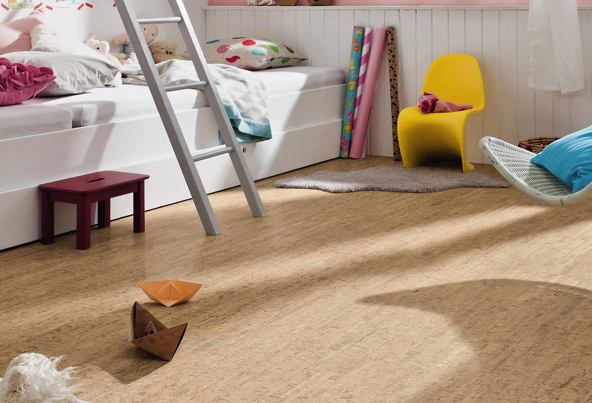 Se lleva el corcho ideas objetos bonitos y decorativos - Suelo habitacion ninos ...